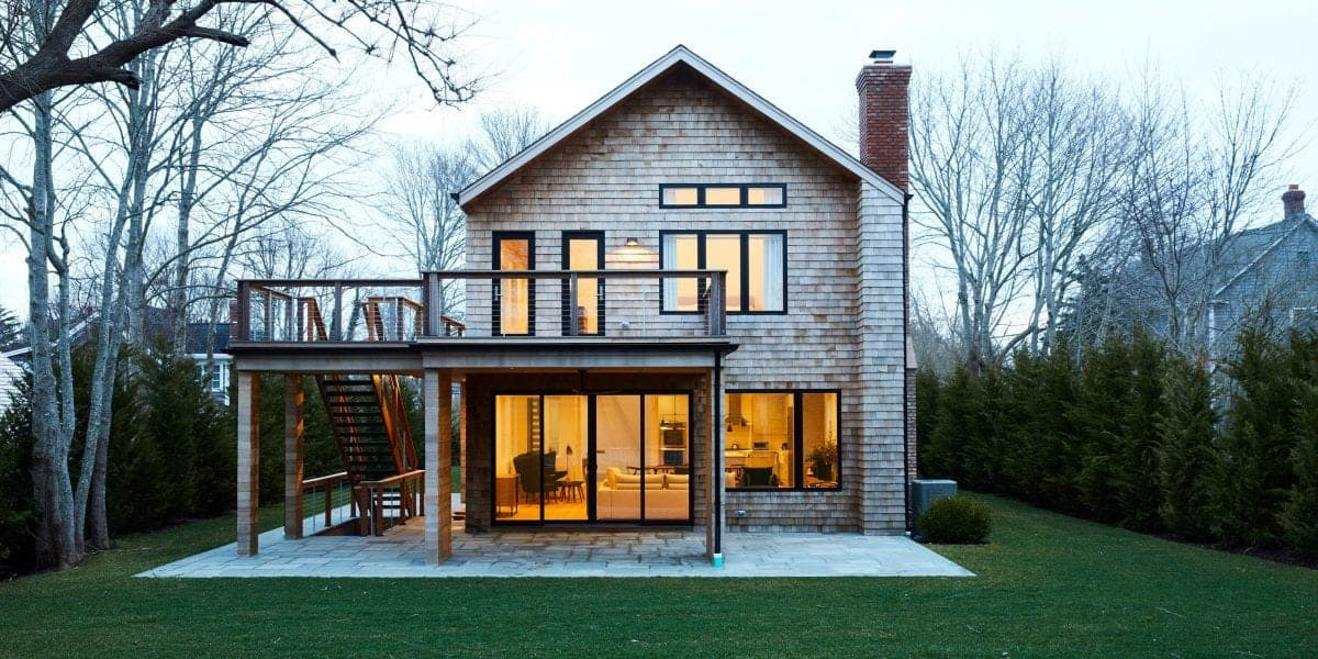 Relaxed luxury hamptons real estate showcase for Luxury hamptons real estate