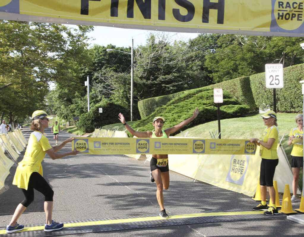 Race Of Hope Finish Line