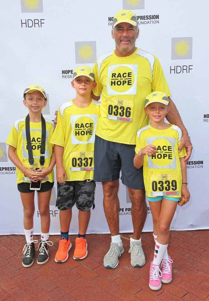 Race Of Hope Family photo